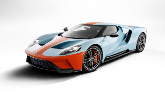 A Ford GT Other Than John Cena's Is Heading to Auction
