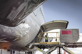 May Air Freight Volumes Remain Weak