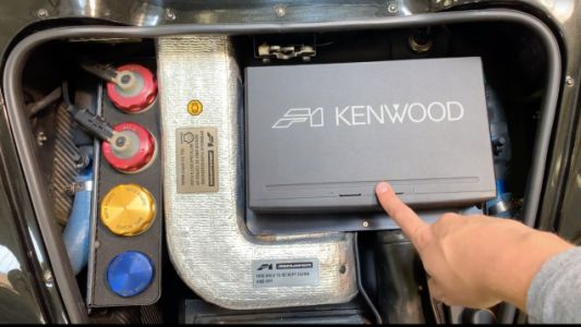 The McLaren F1's CD Changer Is Actually One of Its Coolest Features