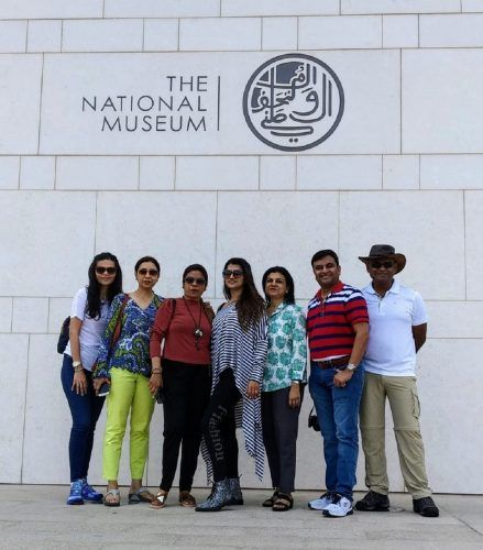 Luxury familiarization trip to Oman for Travel Agents