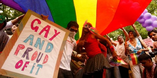 India's Supreme Court just legalized same-sex relations, reversing a 150-year-old ban