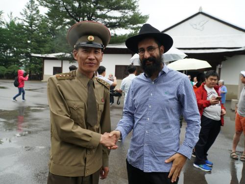 An ultra-Orthodox rabbi visited North Korea where practicing religion is punishable by death - here's what he saw