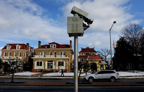 Americans are driving less because of the coronavirus. That's hurting red-light camera revenue