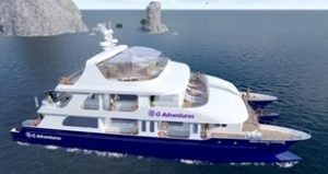 G Adventures introduces a sixth yacht to its fleet of vessels for touring the Galápagos Islands