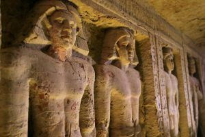 4,400-year-old tomb of royal Egyptian priest discovered