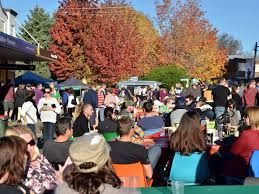 NSW celebrates end of apple harvest with Batlow CiderFest street party