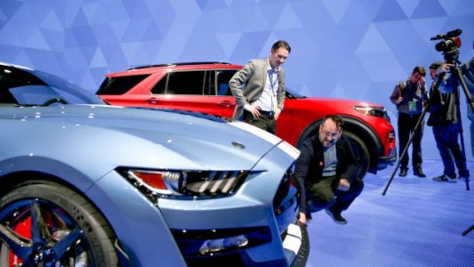 Behind the Scenes at the 2019 Detroit Auto Show