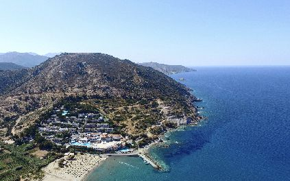 Enjoy a Virtual Adventure at Fodele's Charming Cretan Coast