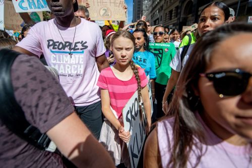 Greta Thunberg at UN Youth Climate Summit: 'We young people are unstoppable'