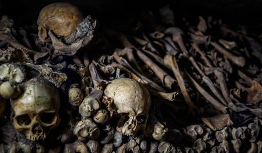 Unusual Place of the Month: The Catacombs of Paris