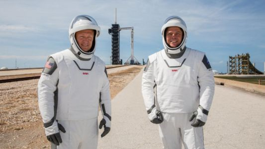 Watch SpaceX Launch NASA Astronauts to Space Live Right Here