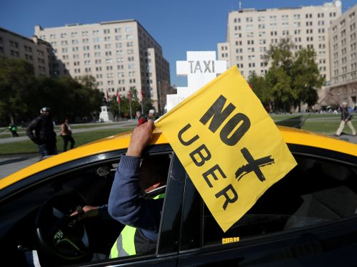 Uber says the DeleteUber movement led to 'hundreds of thousands' of people quitting the app