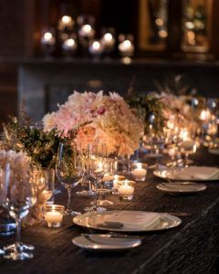 Four Seasons Hotel London at Park Lane Join Forces to Curate the Ultimate champagne dinner