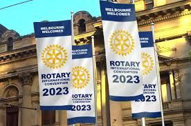 Victoria Wins 2023 Rotary International Conference