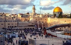 Last year, two and half million Christians visited Israel