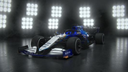 Williams Debuts The Best Wheels Of This Year's F1 Grid