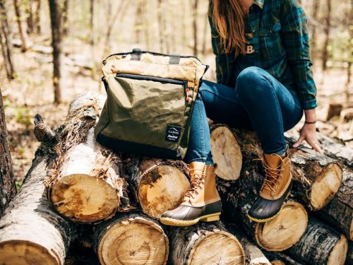 A small outdoor gear startup from Maine has caught the attention of L.L.Bean - and partnered on an exclusive product line