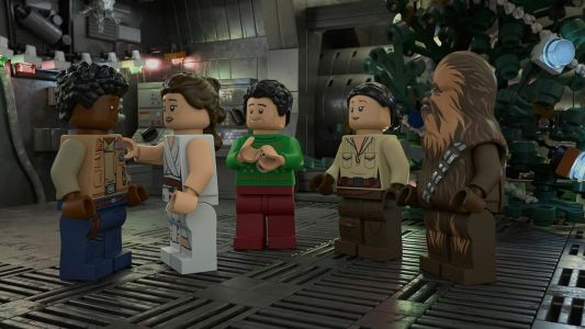 'The Lego Star Wars Holiday Special' will debut on Disney Plus on November 17, incorporating elements from the original 1978 holiday special