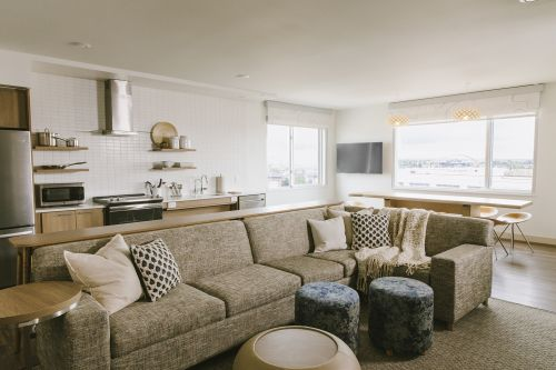 "Element Hotels Debuts Innovative Communal Living Room Concept To Foster Opportunities For Meaningful ""IRL"" Connections Among Travelers"