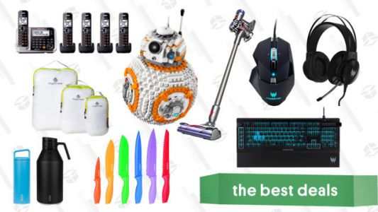 Thursday's Best Deals: Acer Gold Box, Under Armour, Patagonia, Dyson, and More