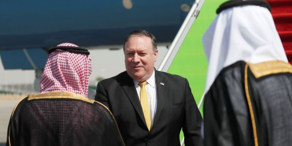 Mike Pompeo reportedly warned Mohammed bin Salman 'global pressure' will force Trump to deal with Jamal Khashoggi's disappearance if the Saudis don't step up