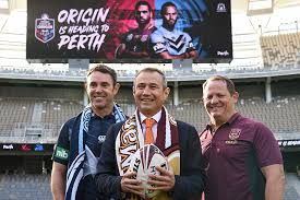 Optus Stadium State of Origin II clash to attract over 12,000 out-of-state visitors to Perth