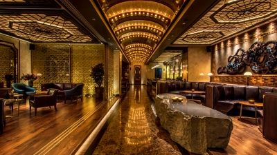 Charles H. at Four Seasons Hotel Seoul Retains Accolade as 1 Bar in Korea and Climbs to 13 of Asia's 50 Best Bars 2021