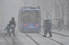 Storm Franz at speed of 100 km/hour strike Germany causing travel chaos