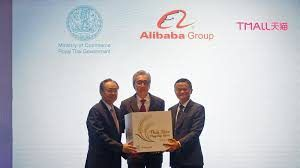 Chinese e-commerce giant Alibaba to promote Thai tourism