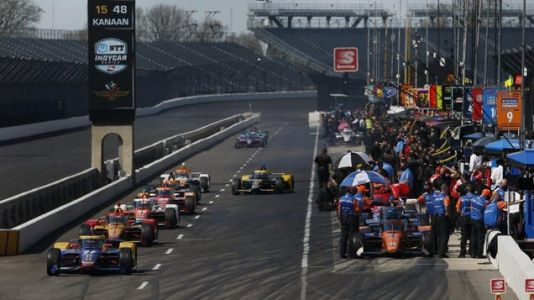 Nine Former Winners Join 35-Car Indy 500 Entry List