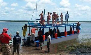 Watamu in Kilifi County attracts hundred of tourists during Christmas and New Year