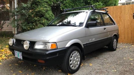 Could This 1990 Subaru Justy AWD Fully Justify its $5,300 Price?