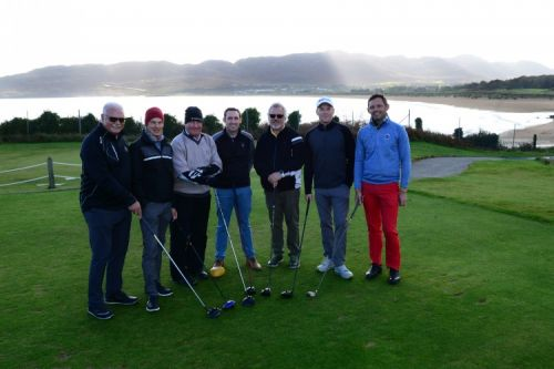 Pushing the island of Ireland to the 'fore' in Germany, Denmark, Norway and Finland