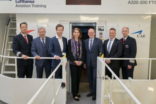 Austrian Airlines: Pilot Training Center is Expanding