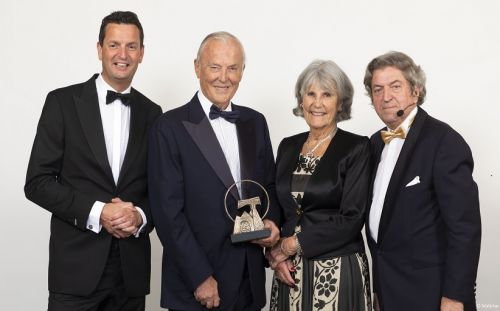BCD Travel founder honored with lifetime achievement award
