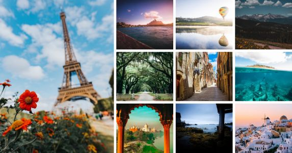 Top 10 Romantic Travel Destinations to Leave Ordinary Life Behind