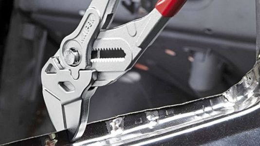 Get KNIPEX's Three-Piece Wrench Set for $137 and Pack That Bulky 100-Piece Set Away