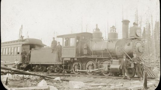 This Day In History: America's First Railroad Accident