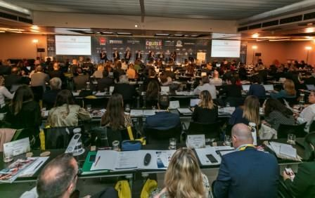 The world´s cruise industry prepare for cruise boom in 2022 in Madrid