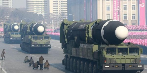 New report reveals an undeclared North Korean missile base headquarters