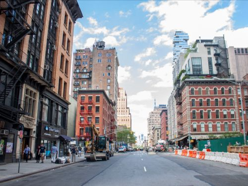 NYC's richest and most expensive ZIP code has an average income of $879,000 and a median sale price of $3.9 million. I spent an afternoon there - here's a closer look at the trendy area