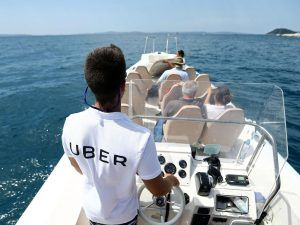 Beat the Mumbai traffic with Uber Boat