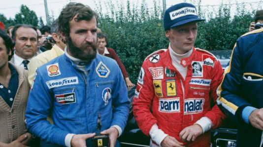 I Would Like You All To Be Aware Of F1 Not-Legend Harald Ertl's Mustache