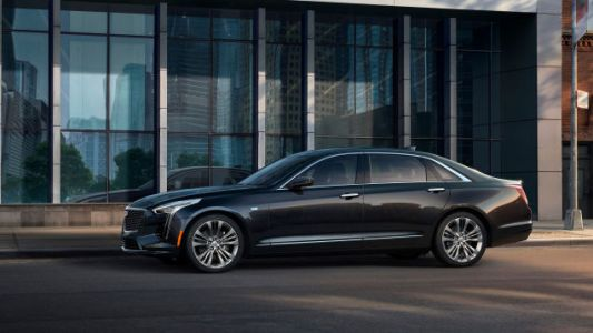 The 2020 Cadillac CT6 Will Go out With a Bargain