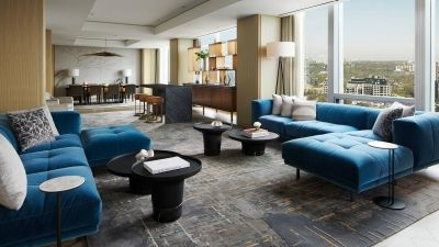 """World Travel Awards Names the Presidential Suite at Four Seasons Hotel Toronto """"Canada's Leading Hotel Suite"""""""