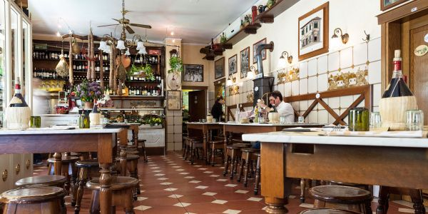 Where to Mangia Like a Local in Florence