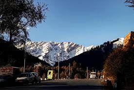 Himachal witnesses a huge influx of tourists
