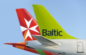 AirBaltic Carries 12% More Passengers During First Month Of 2019