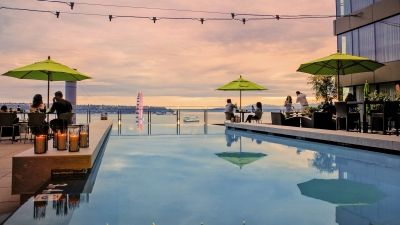 Introducing Eventide, an Outdoor Seafood Bar at Four Seasons Hotel Seattle