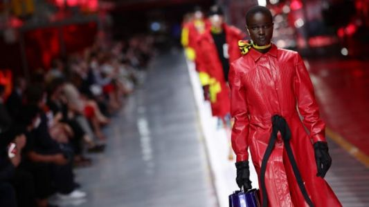 Ferrari's New High-Fashion Line Is Certainly Something
